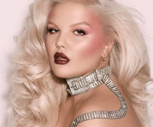 belleza, hair, and maquillaje image