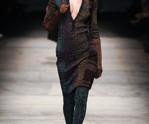 fashion show, look, and missoni image