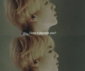 aesthetic, jin, and quotes image