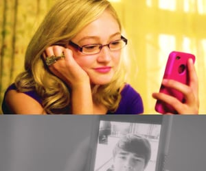 degrassi, campbell saunders, and camaya image