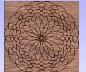 etsy, sacred geometry, and geometric pattern image