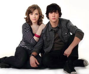 couple, degrassi, and eli goldsworthy image