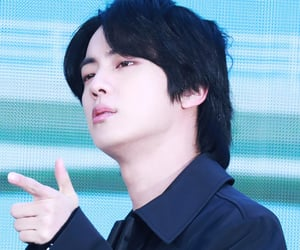 jin, today show, and seokjin image