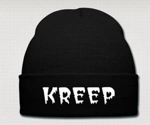 beanie, stuff of the dead, and creep image