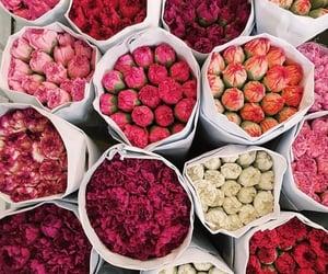 beautiful, cadeau, and flower image