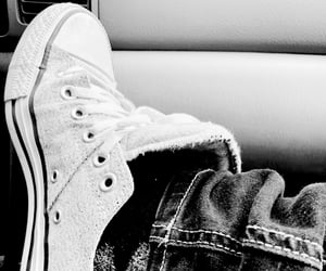 aesthetics, converse, and hipster image