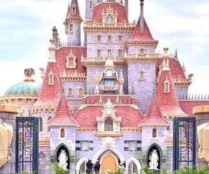 castillo, disney, and disneyparks image