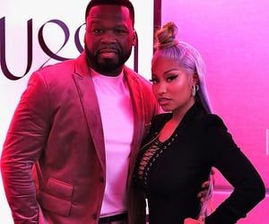 50 cent, Queen, and fashion image