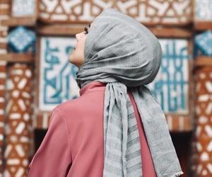 arabic, fashion, and hijab image