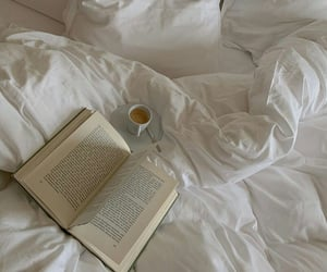 aesthetics, books, and coffee image