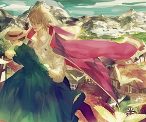 Howl, studio ghibli, and howls moving castle image