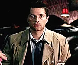 gif, dean winchester, and supernatural image