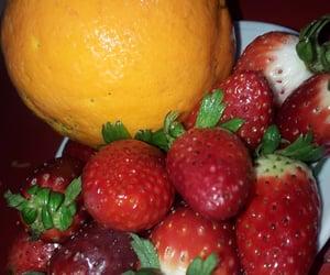 dz, orange, and FRUiTS image