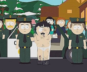 South park, randy marsh, and trey parker image