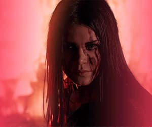 gif, the hundred, and marie avgeropoulos image