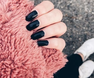 black, trendy, and ootd image