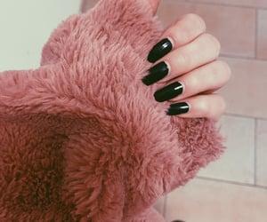 black, ootd, and cute image