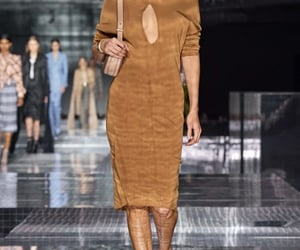 Burberry, runway, and fashion show style image