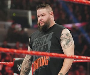 wwe and kevin owens image
