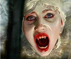 arte, pintura, and vampyr image