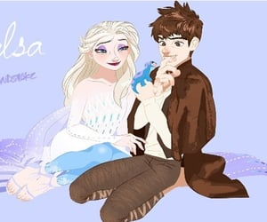 animation, dreamworks, and elsa image