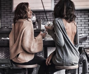 best friends, clothes, and fashion image