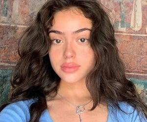 girls, hair, and makeup image
