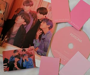 aesthetic, collection, and pink image