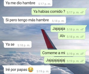 crush, gracioso, and memes en español image