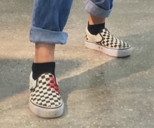 aesthetic, edgy, and shoes image