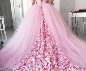 elegant wedding dress, boho wedding dress, and vestido de novia image