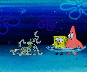 patrick, spongebob, and squidward image
