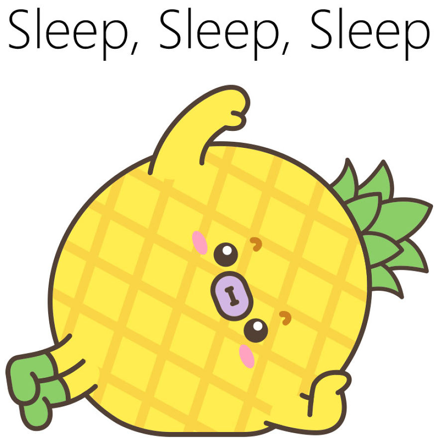 article, pineapple, and cute image