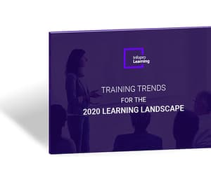 corporate training, learning and development, and training trends image