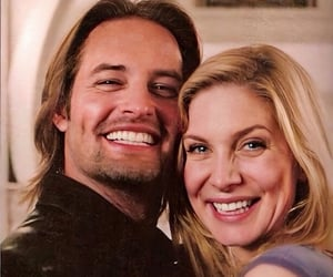 lost, sawyer, and juliet burke image