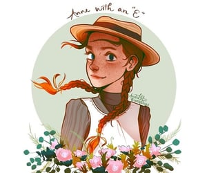 anne shirley, fanart, and anne with an e image