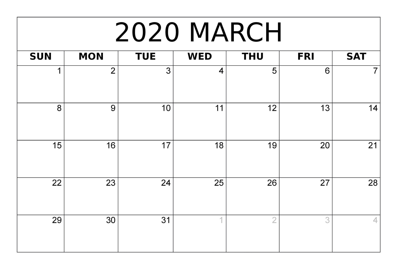 article, marchclendar2020, and freecalendar2020 image