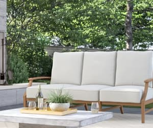 furniture, outdoor, and sofa image