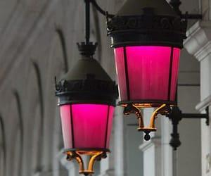 city, lantern, and paris image