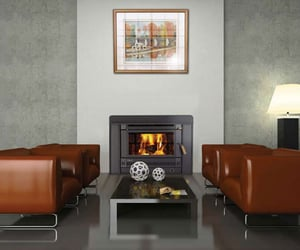 wood heaters melbourne image