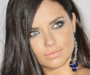 Adriana Lima, icon, and model image