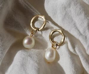 jewelry, brie leon, and pearls image