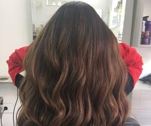 colors, hair, and haircut image