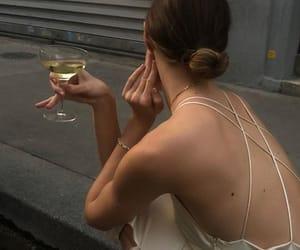 wine, luxury, and queue image