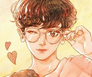 61, chanyeol, and exo fanart image