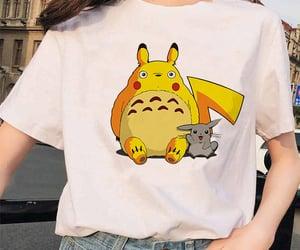casual, tshirt, and fashion image