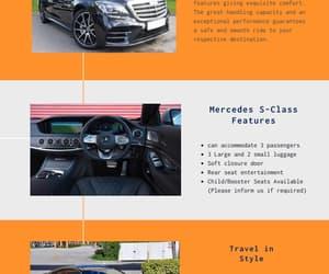 mercedes chauffeur, mercedessclass, and mercedes s class hire image
