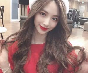 girl group, jiwon, and k-pop image