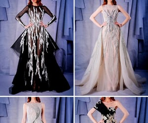 clothes, Couture, and dress image