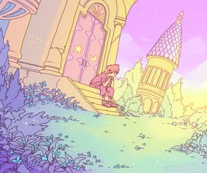 aesthetic, childhood, and magical image